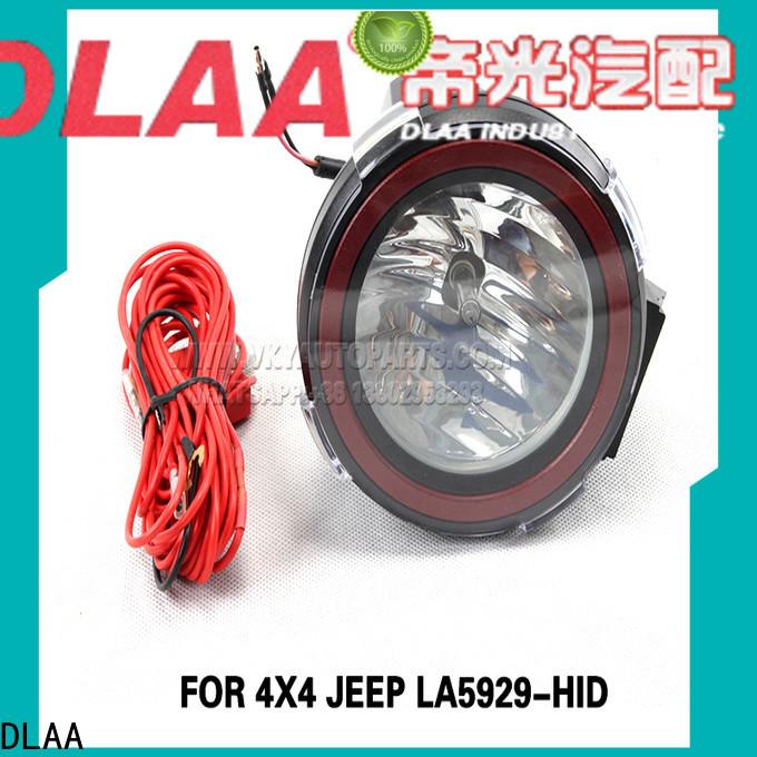 DLAA Best halogen driving lights manufacturers for Automotives