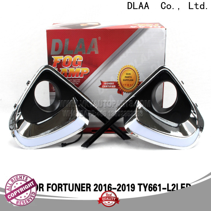 DLAA Best universal fog lights for cars factory for Toyota Cars