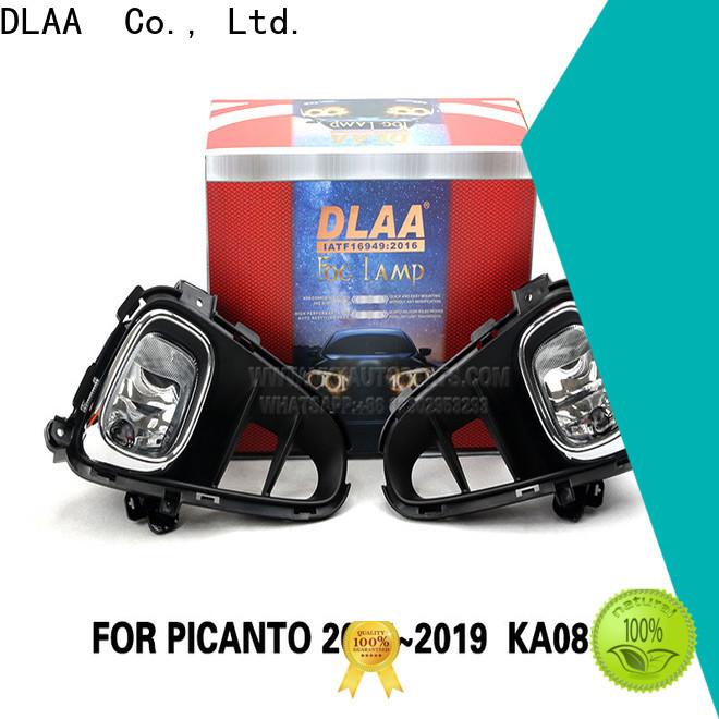 DLAA New kia fog lamp factory for Kia Cars