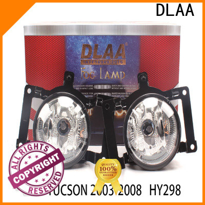 DLAA lights custom fog lights led for business for Hyundai Cars