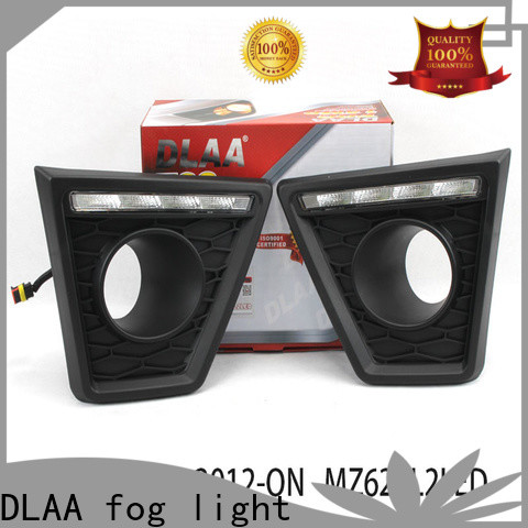 DLAA High-quality small round fog lights Supply for Mazda Cars