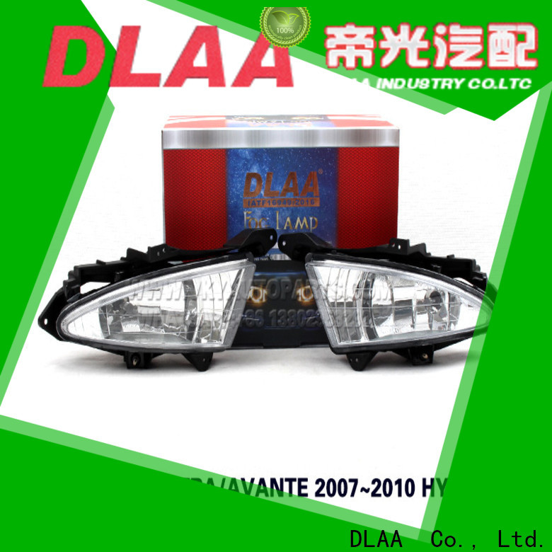 New front fog lamp dlaacomplete Supply for Hyundai Cars