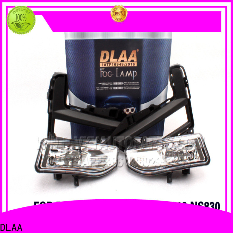 DLAA High-quality projector fog light kit Suppliers for Nissan Cars