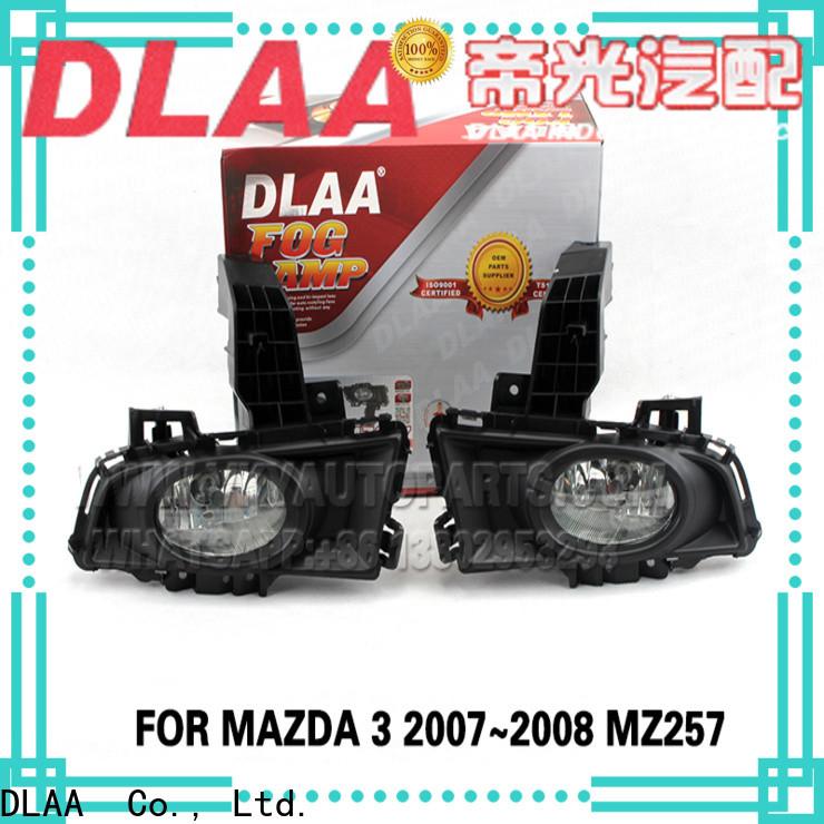 Custom cool fog lights cx5 factory for Mazda Cars