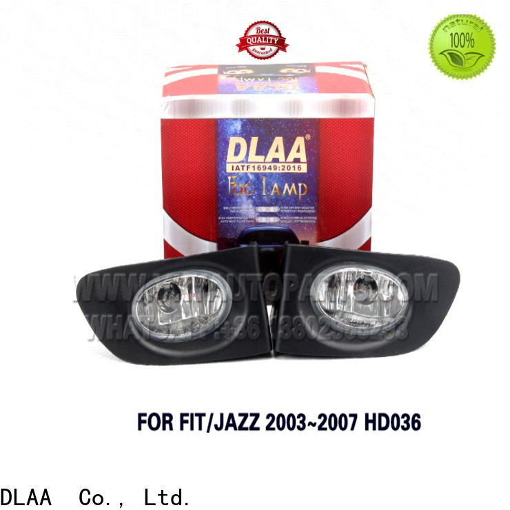 DLAA High-quality round fog lamps Supply for Honda Cars