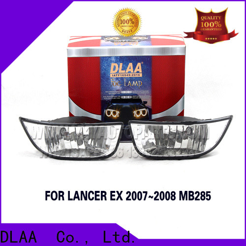 DLAA Wholesale round fog light kit for business for Mitsubishi Cars