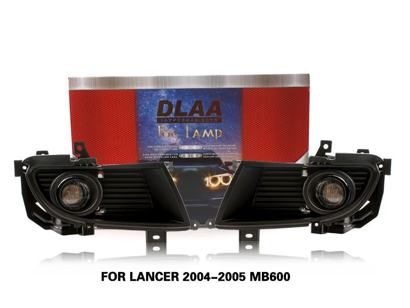 DLAA FogLamps Set Bumper Lights withwire FOR LANCER 2004-2005 MB600