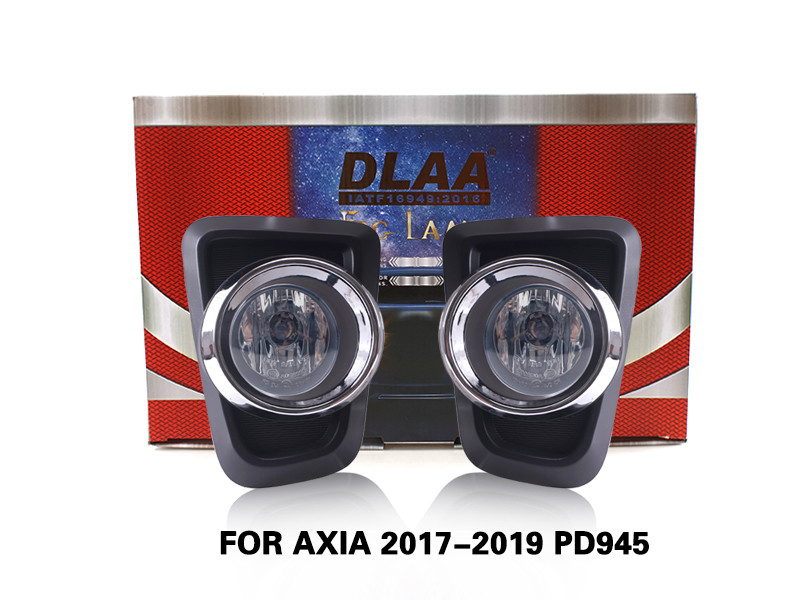 DLAA FogLamps Set Bumper Lights withwire FOR AXIA 2017-2019 PD945