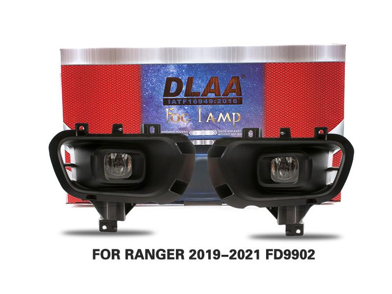 DLAA Fog Lamps Set Bumper Lights withwire FOR RANGER 2019-2021 FD9902