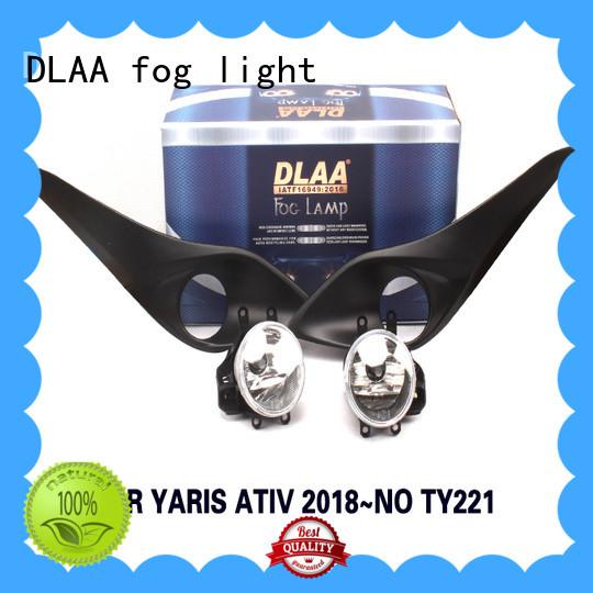 DLAA ty597 12 volt led fog lights for business for Toyota Cars