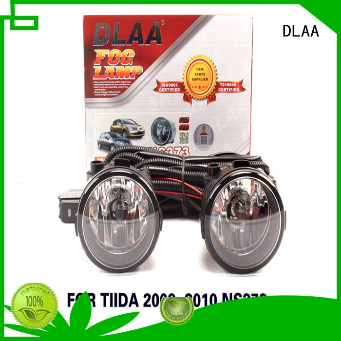 DLAA Custom frontier fog lights manufacturers for Nissan Cars